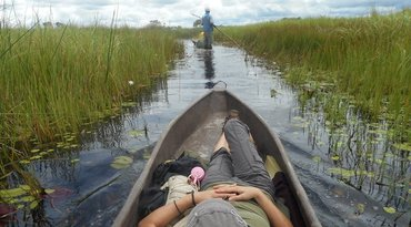 Okavango Overnight Camping Trip (2days_1night)
