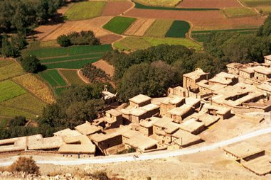 Hiking Tour to Mount Zalagh from Fez