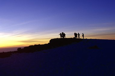 Kilimanjaro Trek via Lemosho route-7 Days