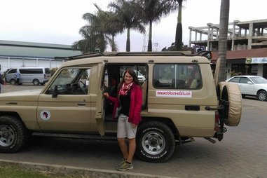 Day Trip - Arusha National Park