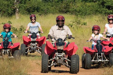 Quad Bike Local Trail