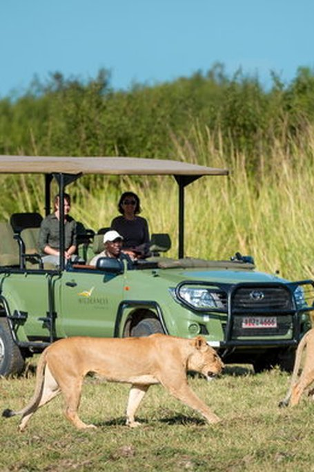 Mosi-oa-tunya National Park, Livingstone – Game Drive