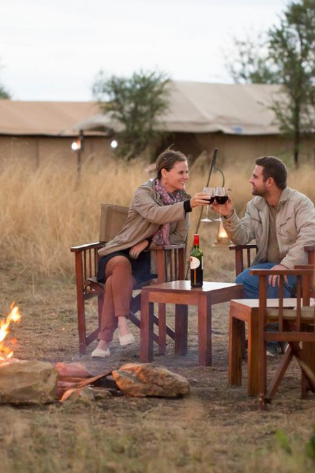 4 Day Camping Safari To Lake Manyara And Ngorongoro Crater
