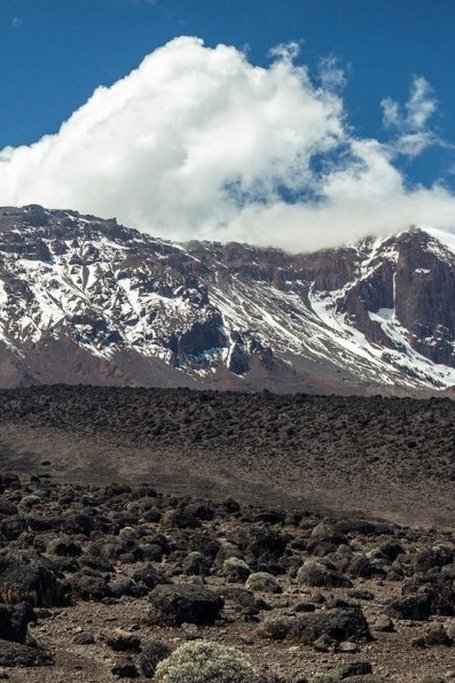 Kilimanjaro Climbing Trough Marangu Route 6 Day