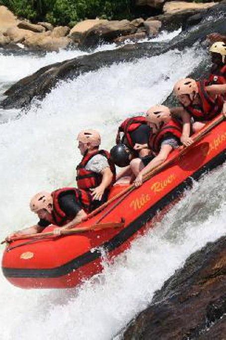 2-day Group White Water Rafting, Nature Walk, Zip-lining