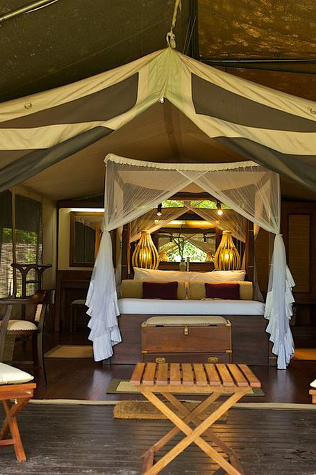 6 Day Tanzania Adventure Tented Camps Safari