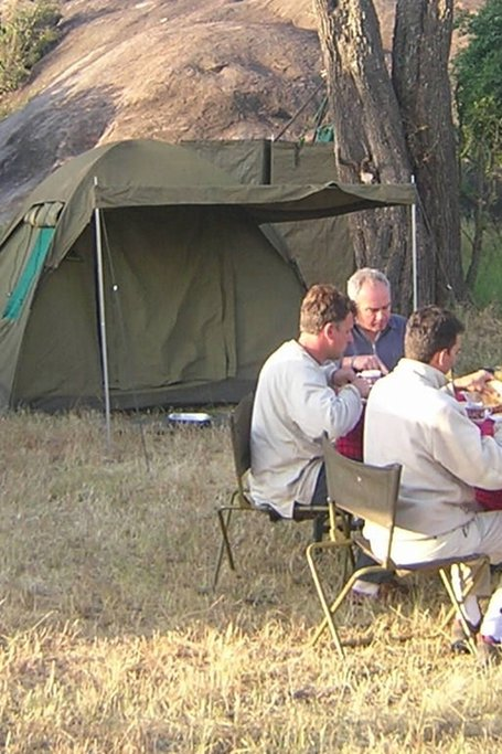 7 Days And 6 Nights Tanzania Camping Safari