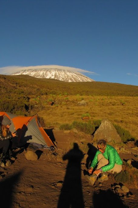 Kilimanjaro Rongai Route 7 Days