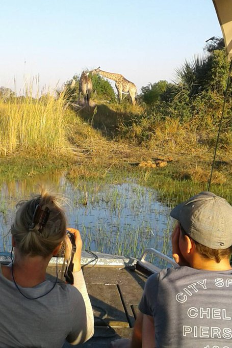 5 Day Big Five Safari In Okavango Delta, Botswana