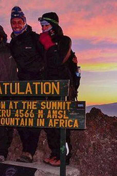 4 Days And 3 Nights Climbing Mount Meru