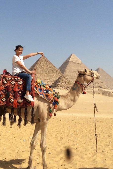 Giza Pyramids And Egyptian Museum Full Day