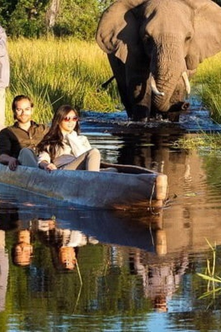 12 Days Best Of Botswana;okavango Delta & Chobe