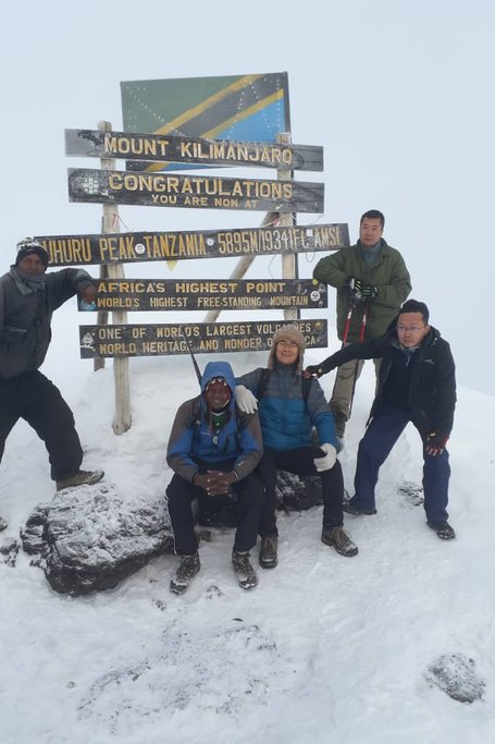 6 Days Kilimanjaro Climbing Via Marangu Route