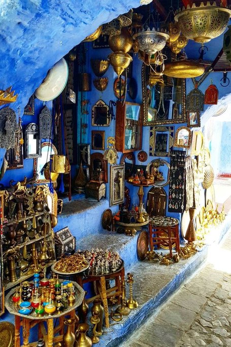 Day-trip To The Blue City - Chefchaouen