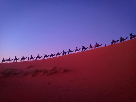 3 Days Desert Trip From Marrakech To Merzouga Dunes