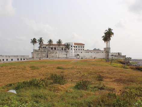 3 Day Accra To Cape Coast Tour