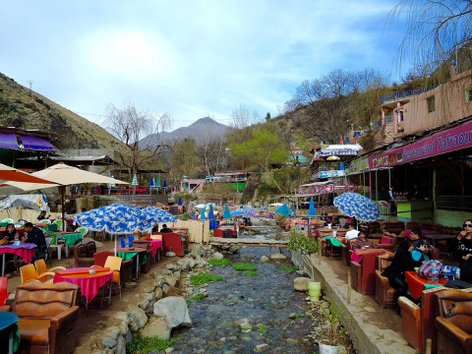 Ourika Valley Full-day Trip From Marrakech