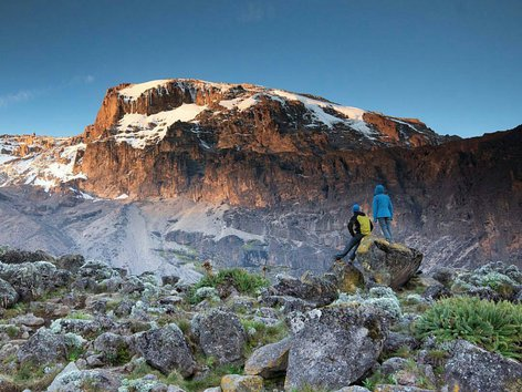 Mount Kilimanjaro Hike 5 Days Marangu Route