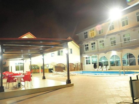 AIRPORT WEST HOTEL ACCRA GHANA