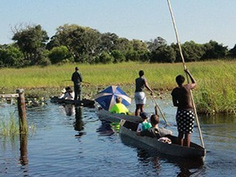 Mokoro Full Day Trip