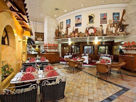 Travellers Restaurant At Hilton Nairobi